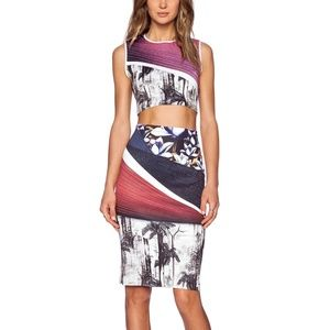 NWT Clover Canyon 'Forbidden Forest' Skirt (XS)